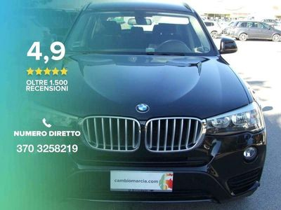 usata BMW X3 xDrive20d Business aut.
