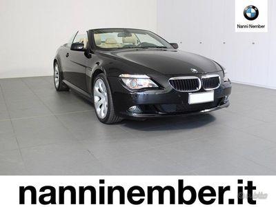usata BMW 635 Cabriolet