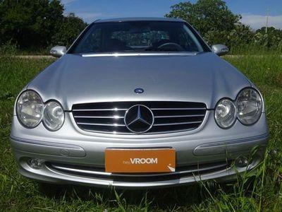 gebraucht Mercedes 240 CLK MERCEDEScat Avantgarde