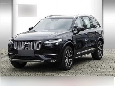 brugt Volvo XC90 D5 Awd Geartronic Inscription, Blis, Familie, Licht R20, Dab