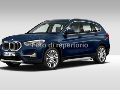 begagnad BMW X1 X1SDRIVE18D X LINE