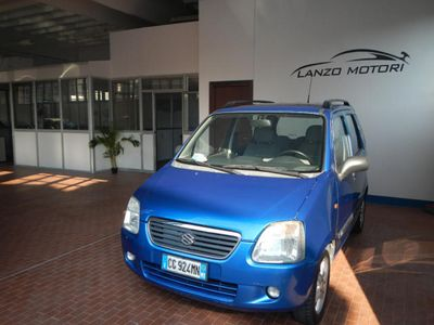 usata Suzuki Wagon R+ 1.3i VVT 16V cat GL