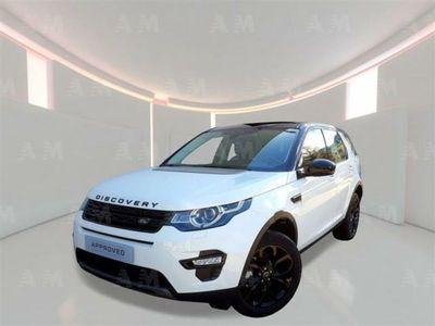 używany Land Rover Discovery Sport 2.0 TD4 150 CV SE del 2018 usata a Trento