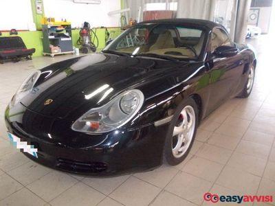 brugt Porsche Boxster 2.5i 24V cat