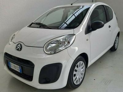 usata Citroën C1 1.0 3 porte 2 posti Van Attraction Benzina Euro 5B