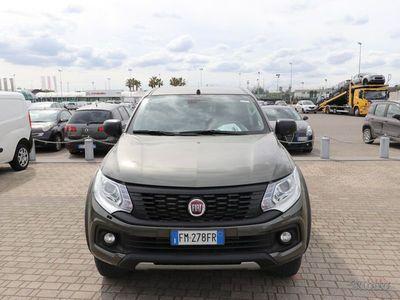 begagnad Fiat Fullback CABINA DOPPIA Cross Stock Doppi...