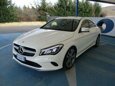 gebraucht Mercedes CLA180 d Automatic Sport