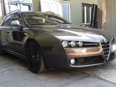 usata Alfa Romeo 159 2.4 JTDm 20V 210 CV Q4 Sportwagon TI