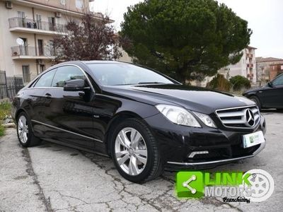 used Mercedes E220 classecdi coupé blueefficie