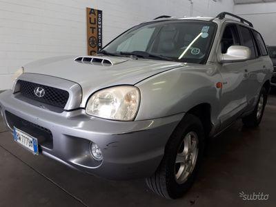 used Hyundai Santa Fe 4x4 cambio automatico