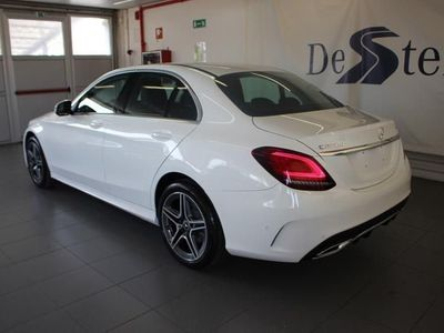 usata Mercedes C220 Classe Cd 4Matic Premium