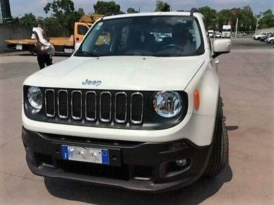 usata Jeep Renegade 1.6 Mjt 120 CV Longitude