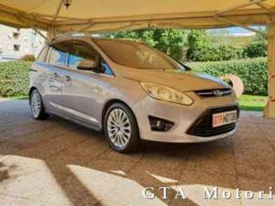 usata Ford Grand C-Max 7 1.6 TDCi 115CV Titanium NAVI, TETTO, UNIPRO!