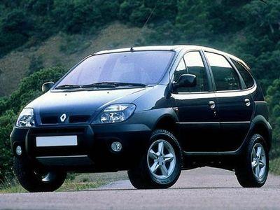usata Renault Mégane Scénic Evol. 1.9 dCi cat RX4 rif. 11978028