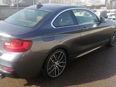 usata BMW M235 coupè