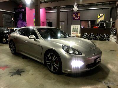 usata Porsche Panamera 4.8 4S tagliandi