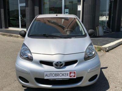 gebraucht Toyota Aygo 1.0 12V VVT-i 5 porte Now