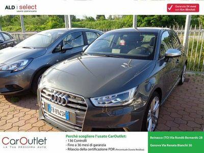 usata Audi A1 S1 SPB 2.0 TFSI quattro