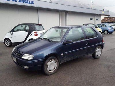 usado Citroën Saxo 1.5 diesel cat 3 porte SX *** OLTRE 25 KM / L ***