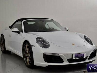 usata Porsche 911 Carrera S Cabriolet 911 3.0 SERVICE 111 CHECK