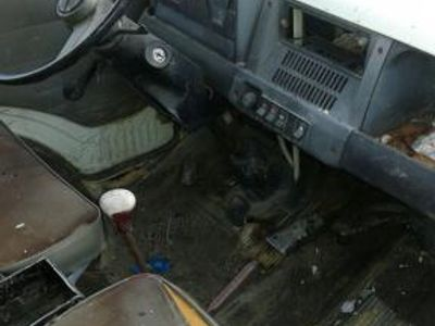 second-hand Fiat 850 pulmanina benzina