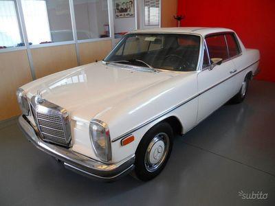 usata Mercedes W114 250-8 Coupe- 1970