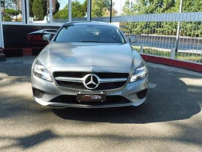 usata Mercedes CLS220 SW BlueTEC Premium