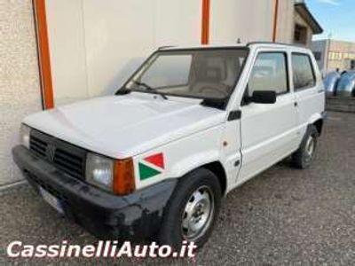 usata Fiat Panda 1100 i.e. cat Van *METANO Piacenza