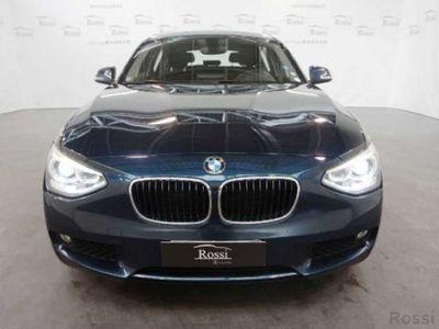 used BMW 116 d Unique 5p