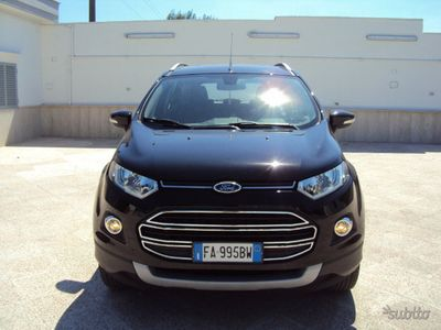 usata Ford Ecosport 1.5 TDCI 90 CV TITANIUM - OK NEOPATENTATI