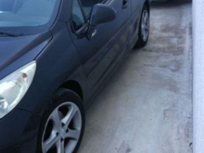 usata Peugeot 207 CC 1.6 8V HDi 112CV CC Tecno