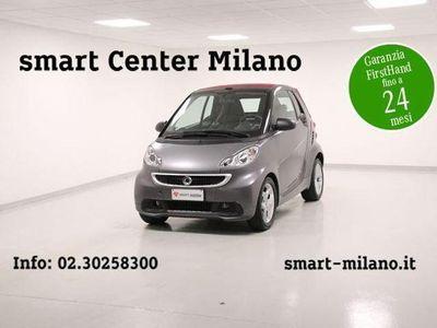 used Smart ForTwo Cabrio fortwo 1000 52 kW MHD cabrio pulse 1000 52 kW MHD pulse