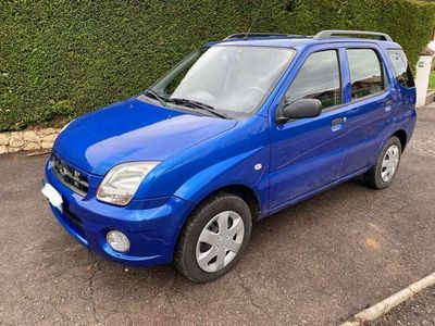 usata Subaru Justy 4x4 1.3 94cv