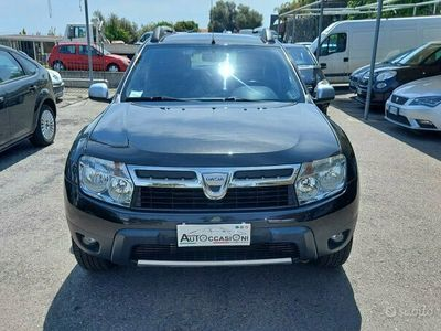 usata Dacia Duster 2011 unico proprietario