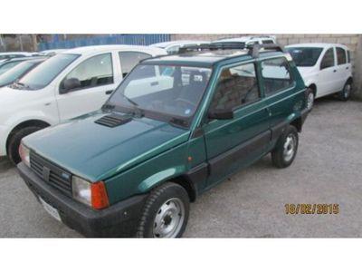 usata Fiat Panda 4x4 1100 i.e. cat Trekking