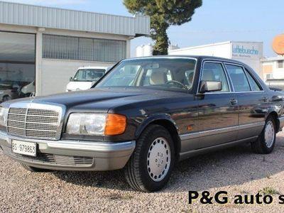 usata Mercedes 500 SEL