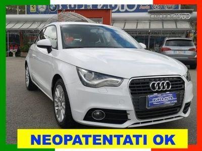 usata Audi 90 A1/S1 1.6 TDICV, BIANCO PERLA / OK NEOPATENTATI