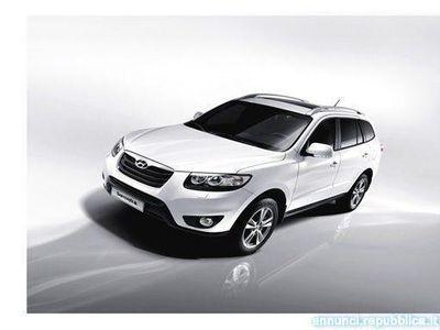 brugt Hyundai Santa Fe 2.2 CRDi VGT 4WD Style 7pti