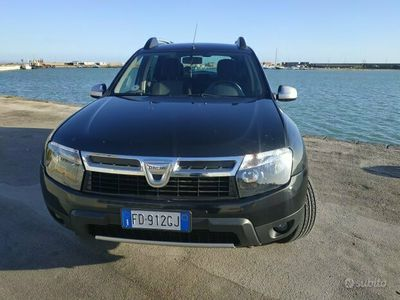 usata Dacia Duster laureate 2013 1.6 gpl