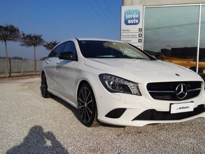 usata Mercedes CLA200 CLASSE CLAd S.W. Automatic Premium