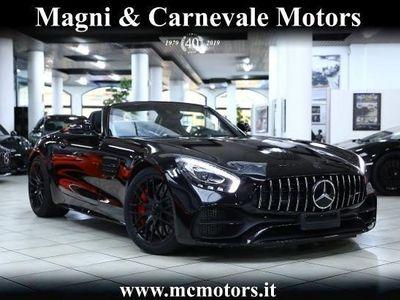 usata Mercedes AMG GT Coupé C ROADSTER|NAVIGATORE|TELECAMERA|NIGHT PACK|UFFITA