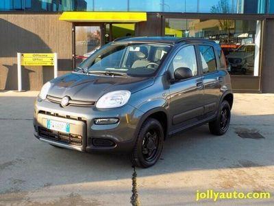 usata Fiat Panda 4x4 0.9 TwinAir Turbo S&S Aziendali