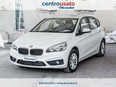 usata BMW 218 Serie 2 Active Tourer F45 2014 d act.tourer Advantage auto my17