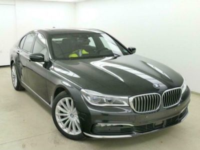 used BMW 730 d