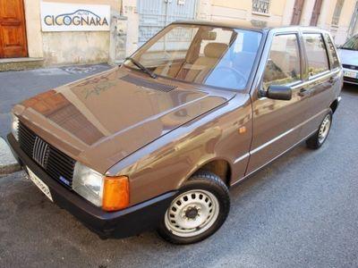 usata Fiat Uno d'd'epoca del 1987 a Milano, Km 90.000