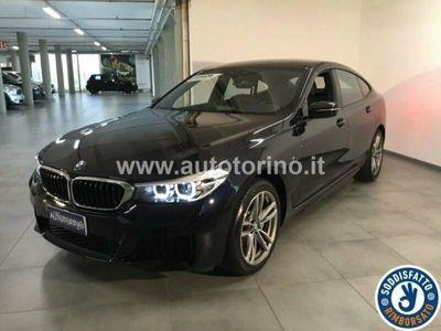 usata BMW 620 Gran Turismo SERIE 6 GRAN TURISMO d xdrive Msport auto