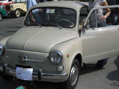 "used Fiat 600D da ""vetrina"""