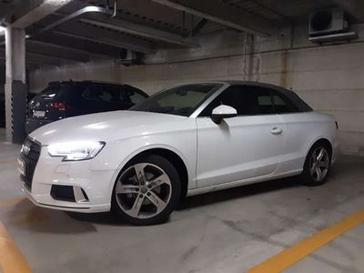 usata Audi A3 Cabriolet 1.6 TDI 116 CV EURO6-CONDIZIONI ECCELLENTI