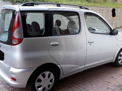 used Toyota Yaris Verso SOL 1.3 16V CAT euro 3 2000