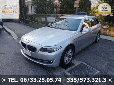 usata BMW 530 TOURING FUTURA UNIPRO' GANCIO TRAINO RETROCAMERA